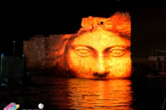 Videomapping Byblos
