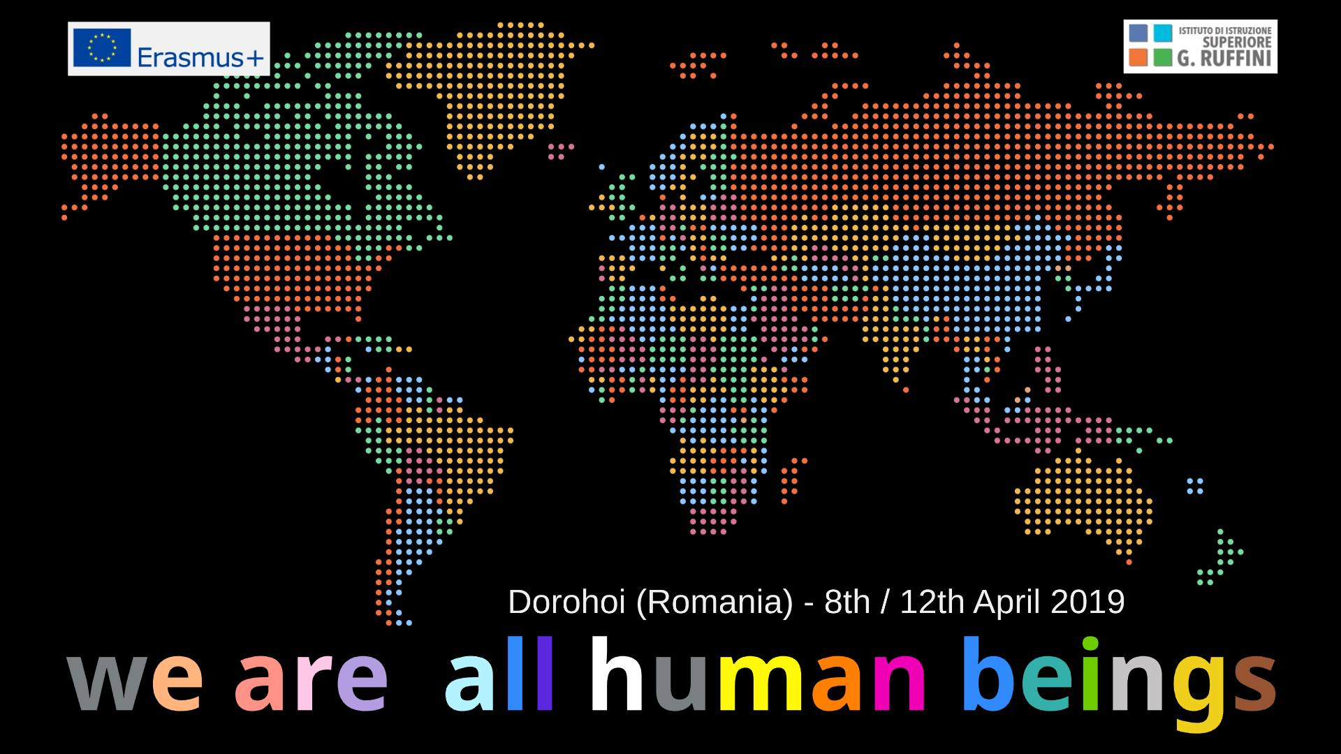 erasmus   project  u201cwe are all human beings u201d  u2013 romania